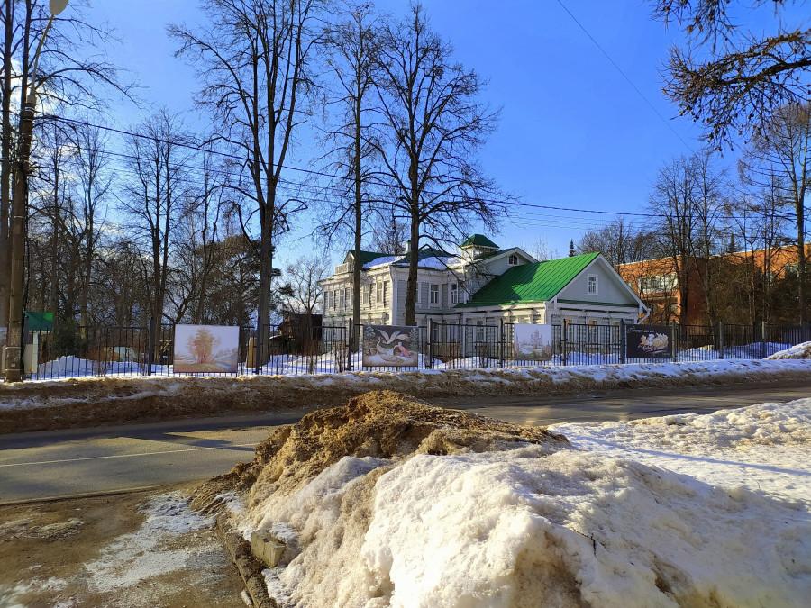Федоскино - там где живут шкатулки
