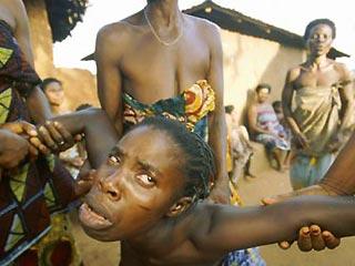 Сексритуалы африки