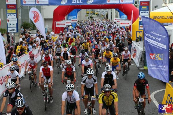 Radmarathon start