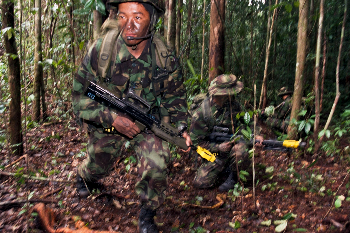 Gurkha_jungle_exercise