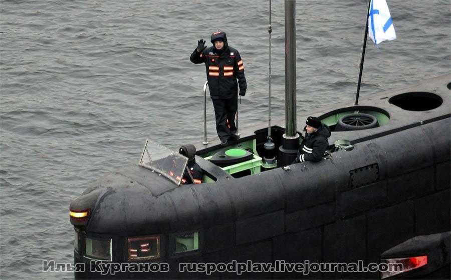 подводная лодка варшавка