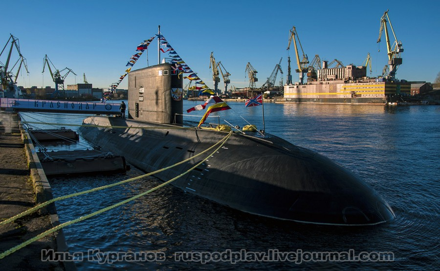 Б-265 «Краснодар» проекта 636.3