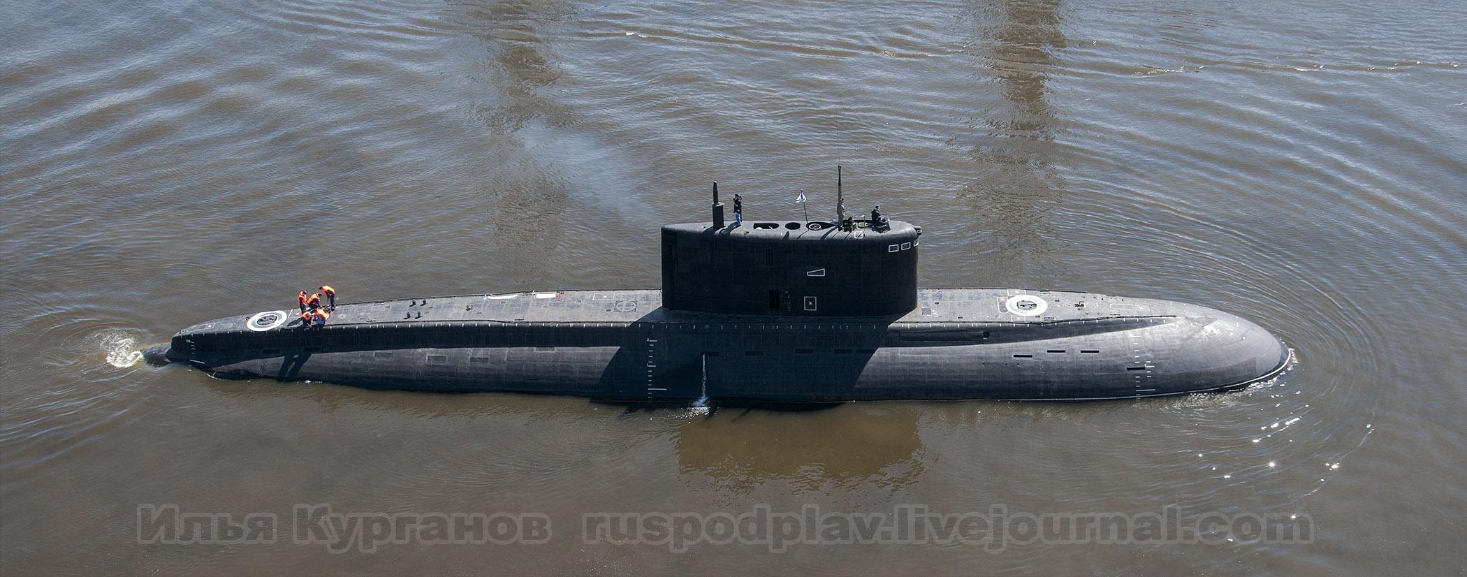 новейшая подводная лодка великий новгород