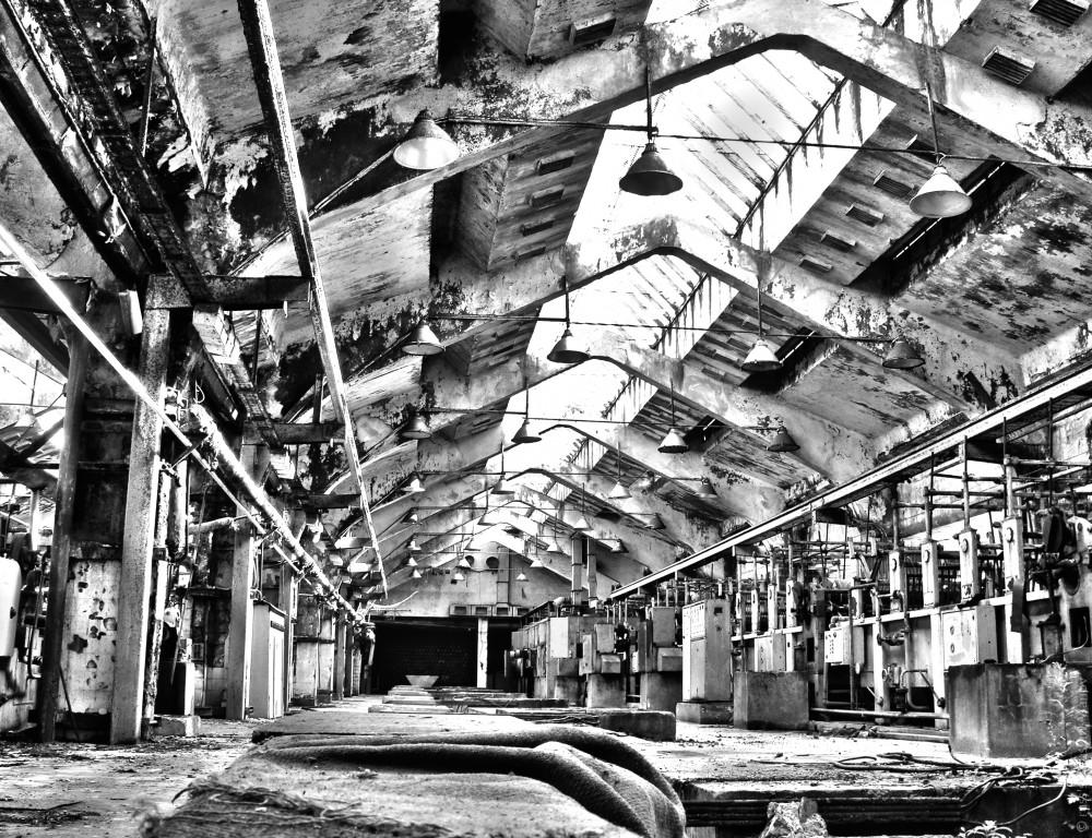Spinning mill