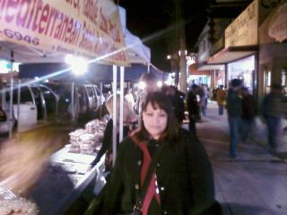 Visiting the Ocean Beach Street Fair