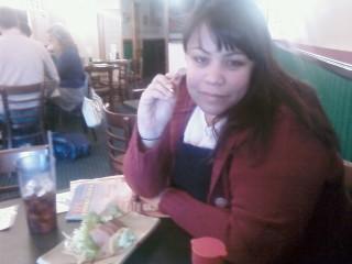 Sushi with Karen