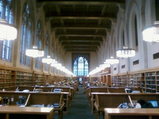 The Yale Law Library