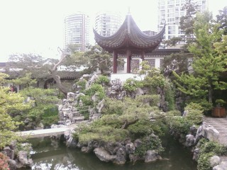 The Classical Chinese Garden in Vancouver BC