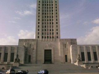 The Louisiana State Capitol Building