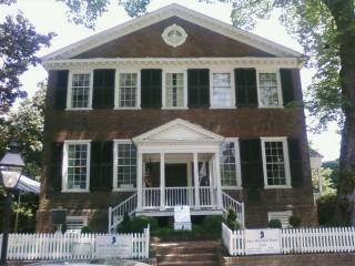 John Marshall's house