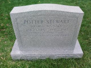 Justice Potter Stewart