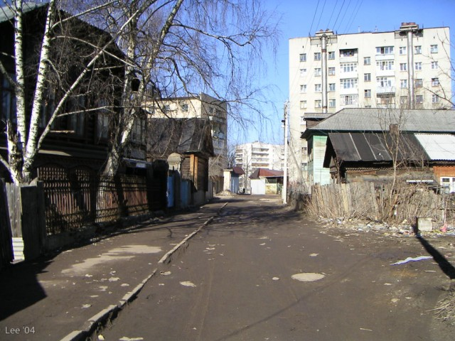 Kostroma - old and recent