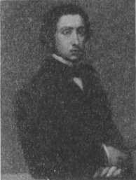 Э. Дега. Автопортрет. Около 1862. Национальная галерея. Лондон.