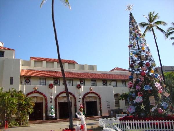 Hawaii Christmas 2012