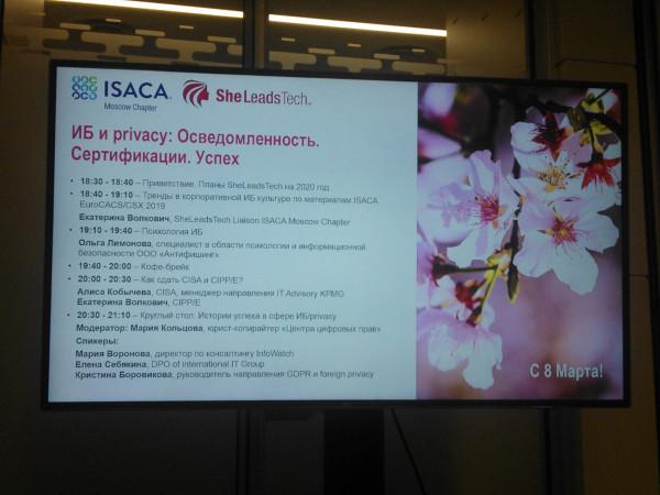 ISACA Charter