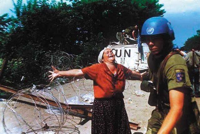 сербы сребреница