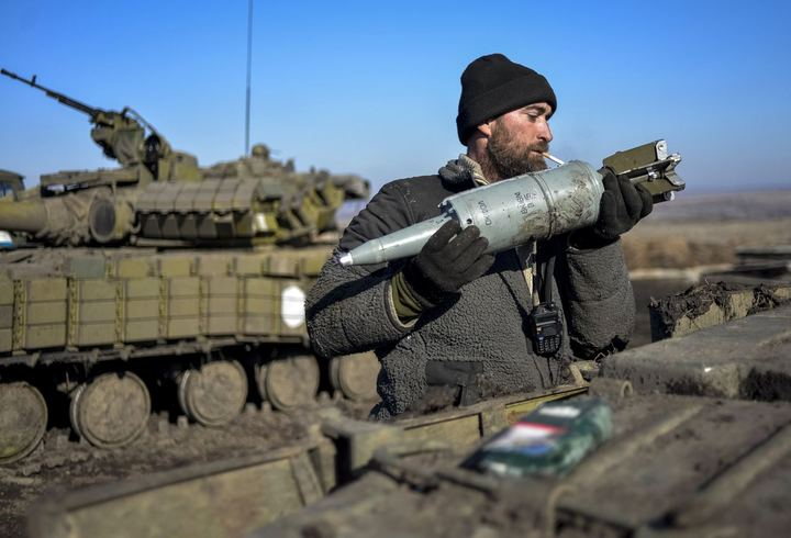 лысенко танк