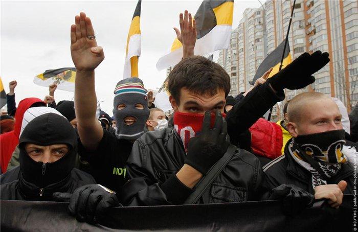 русский марш 1
