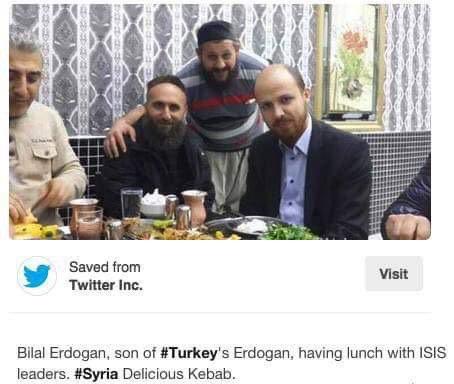 сын эрдогана