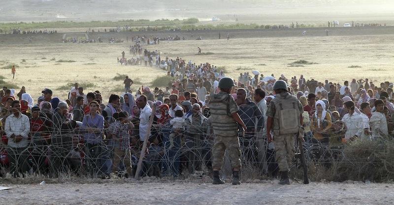 беженцы турция