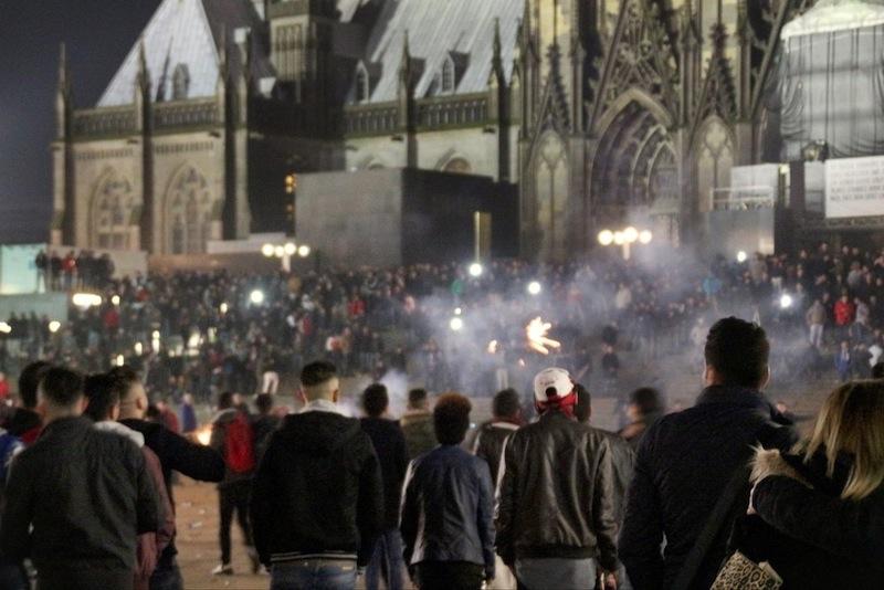 Изнасилованная Германия