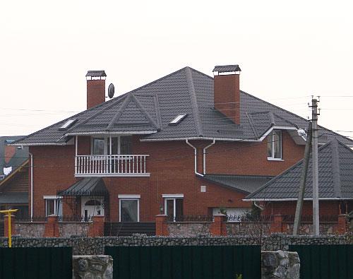 дом яценюка