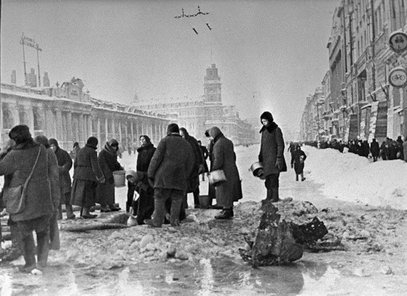 вода ленинград