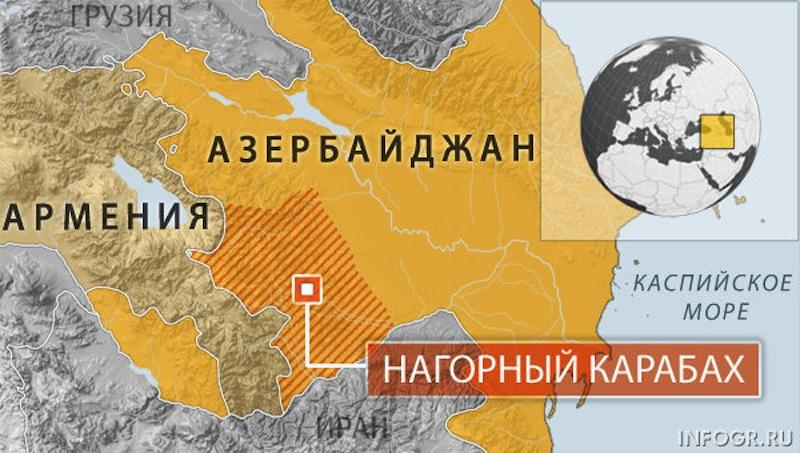 Турция подбивает Азербайджан на эскалацию старого конфликта?