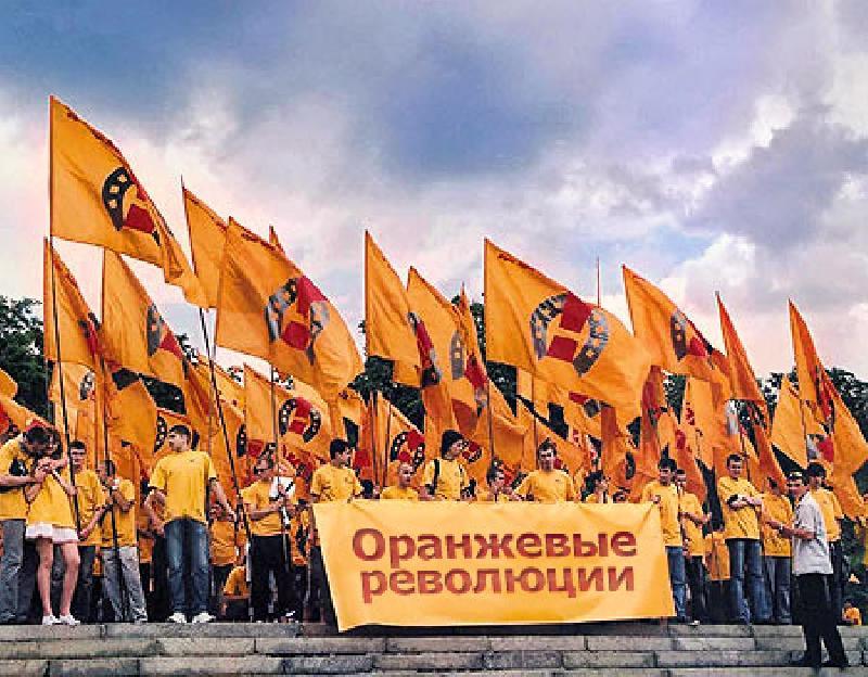 Оранжевые революции