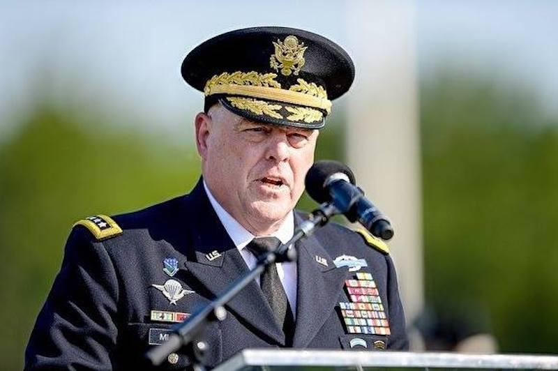 Начальник штаба Армии Соединенных Штатов анонсировал Третью мировую войну