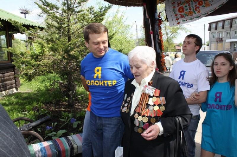 Привлечение  пожилых граждан к деятельности СО НКО