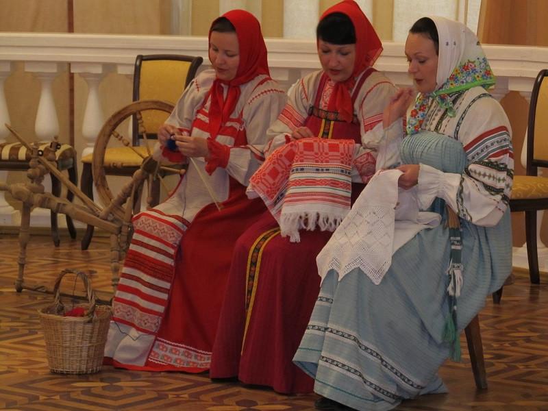 Культурно-историческое наследие – единство материальных и нематериальных форм