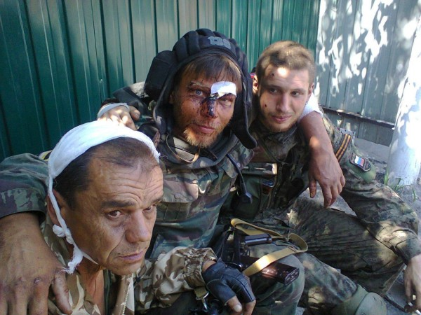 Сергей из боя
