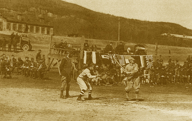 Бейсбол во Владивостоке