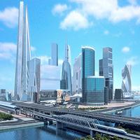 Москва-Сити-q