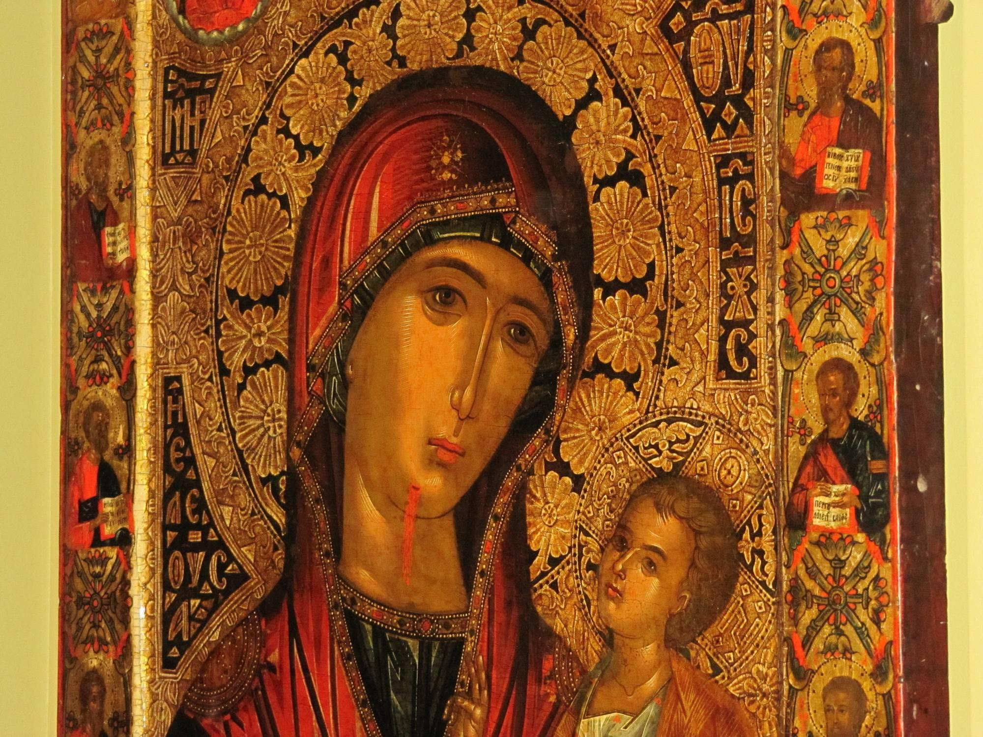 Икона святой равноапостольной Нины картинки