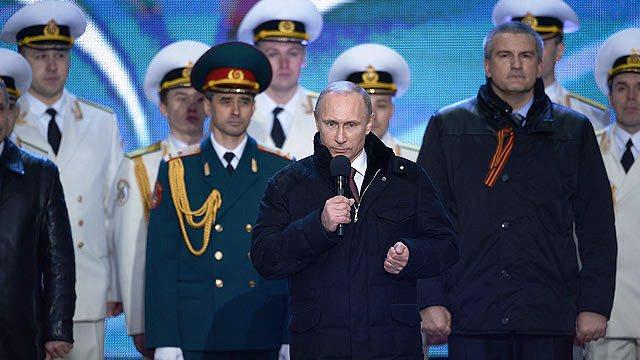 Moscow-Putin