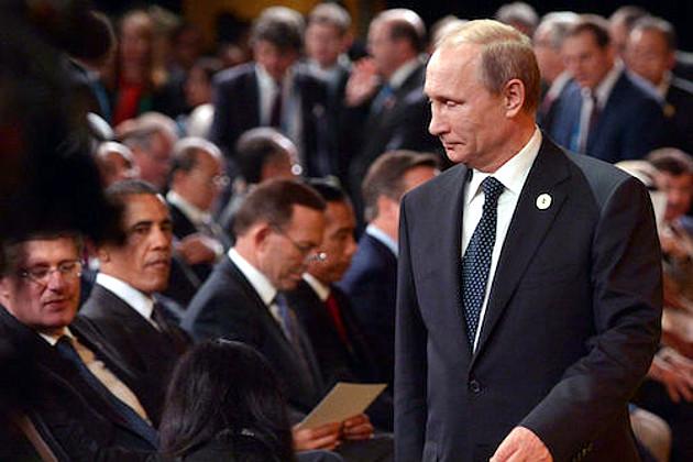 Путин - политик N1 в мире