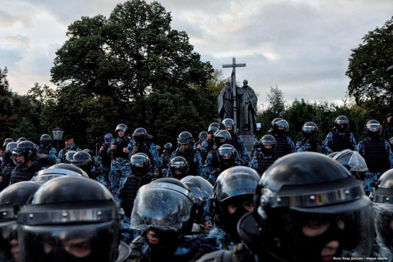 Картинки по запросу Взгляд на столичные протесты из русской глубинки