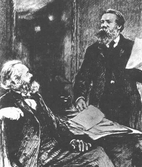 Marx-Engels_1867_in_London_(Schukow)