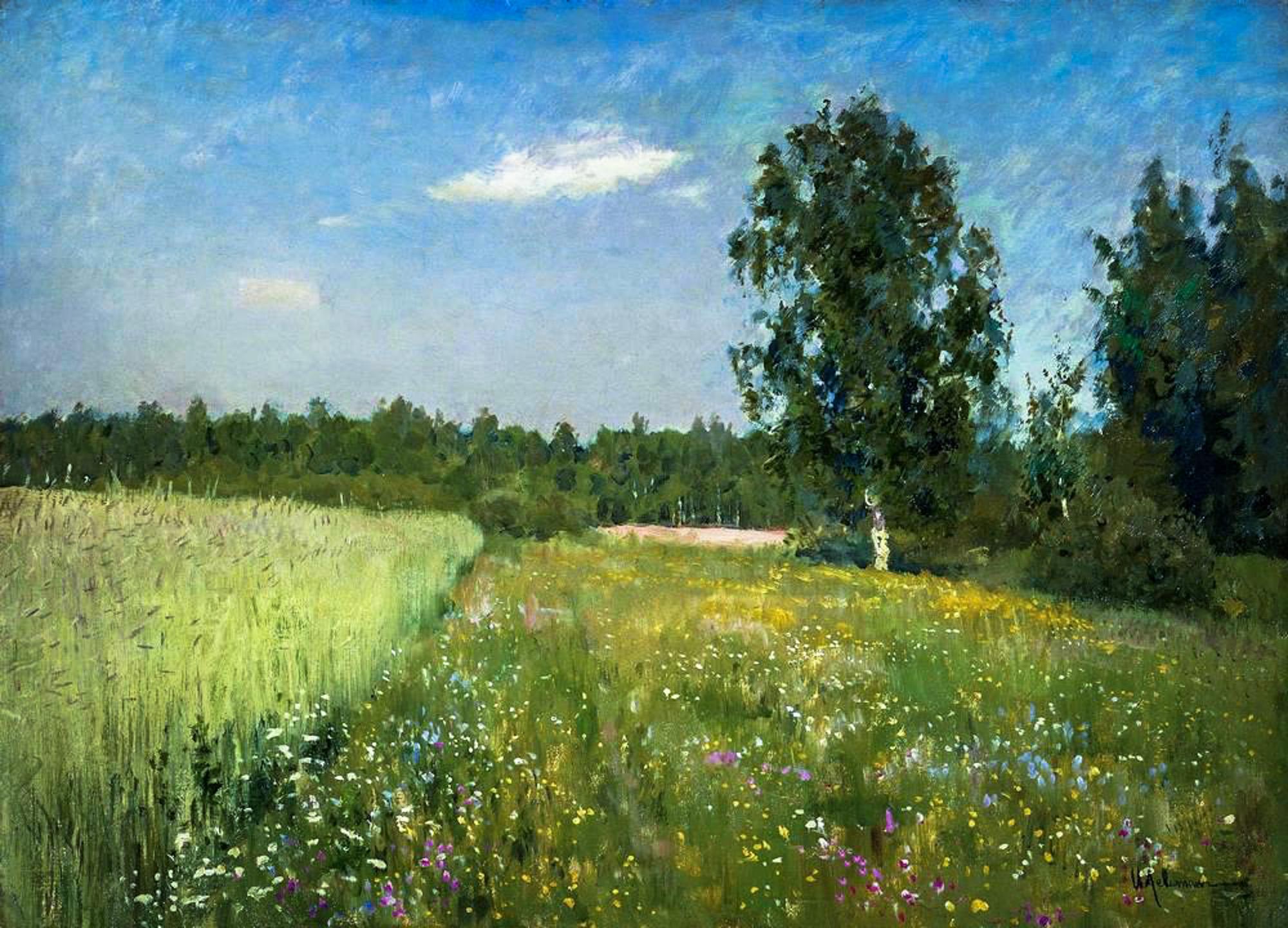 Фото русских пейзажей 5