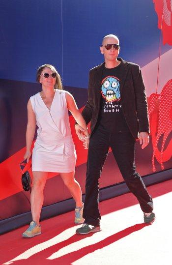 Сергей Лобанов и Марина Потапова