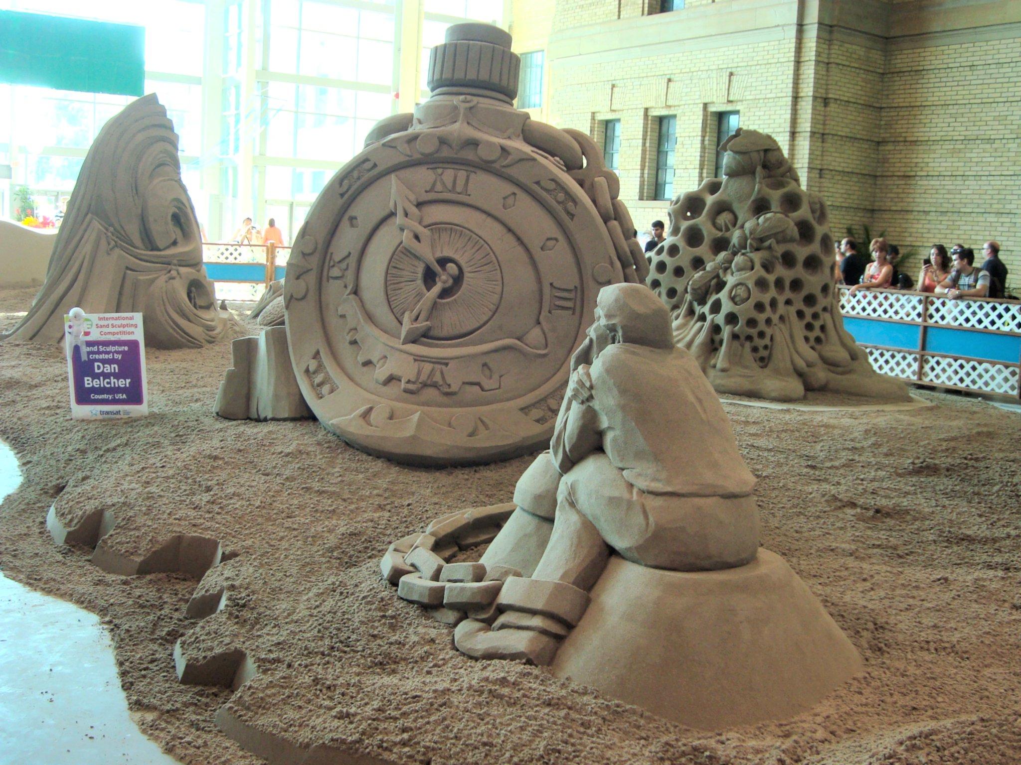 timesculpture