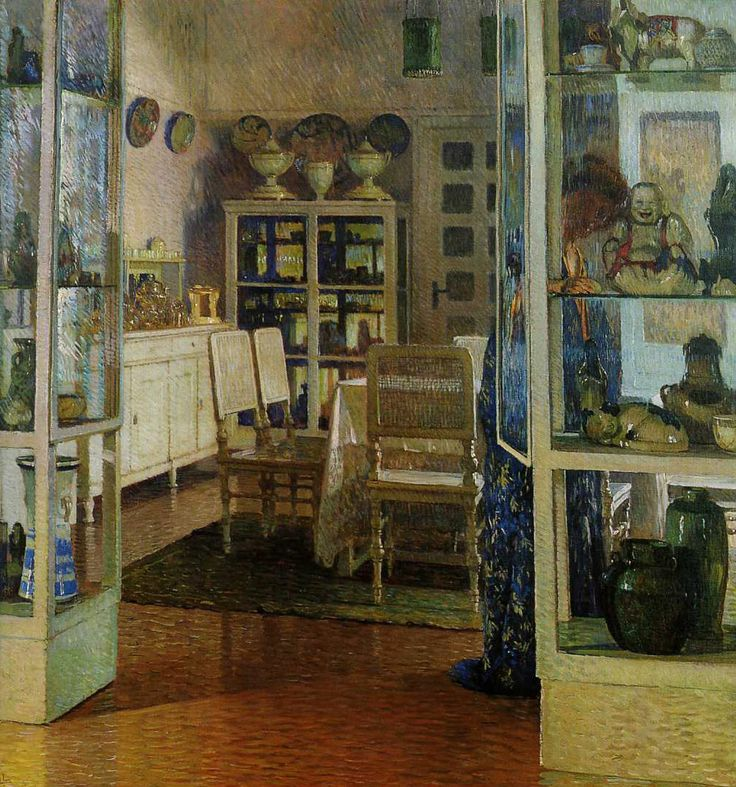 Carl moll 1861 1945 ruta korshunova for Carl stuer interieur