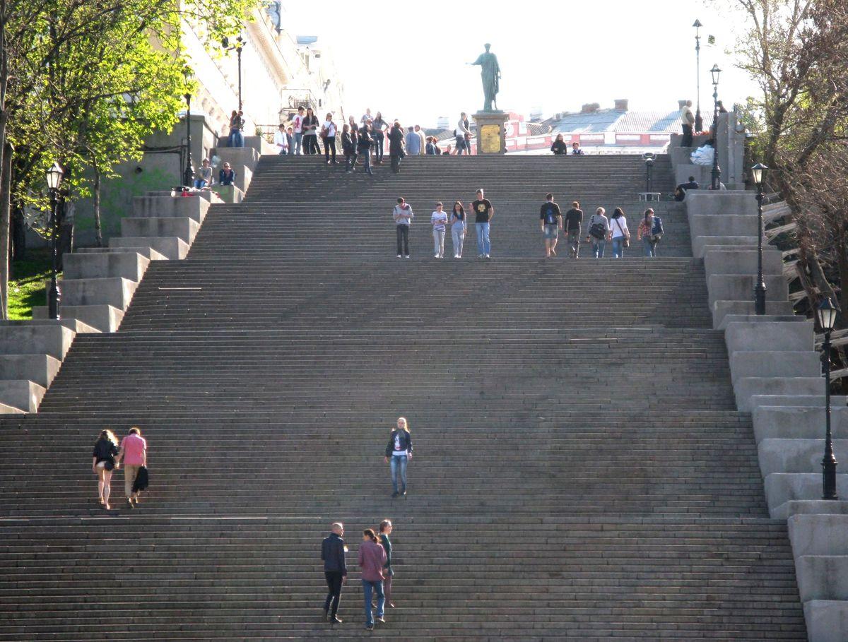 Потемкинская лестница2