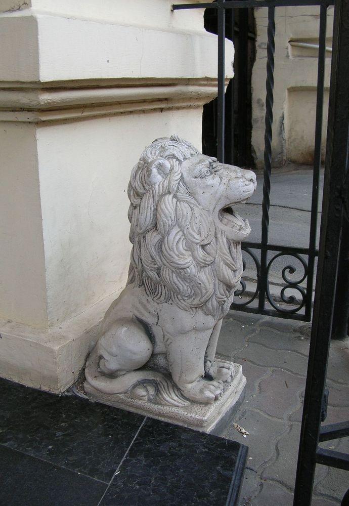 Сторожевой лев