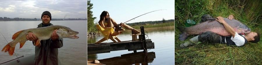 где ловить рыбу на рузском