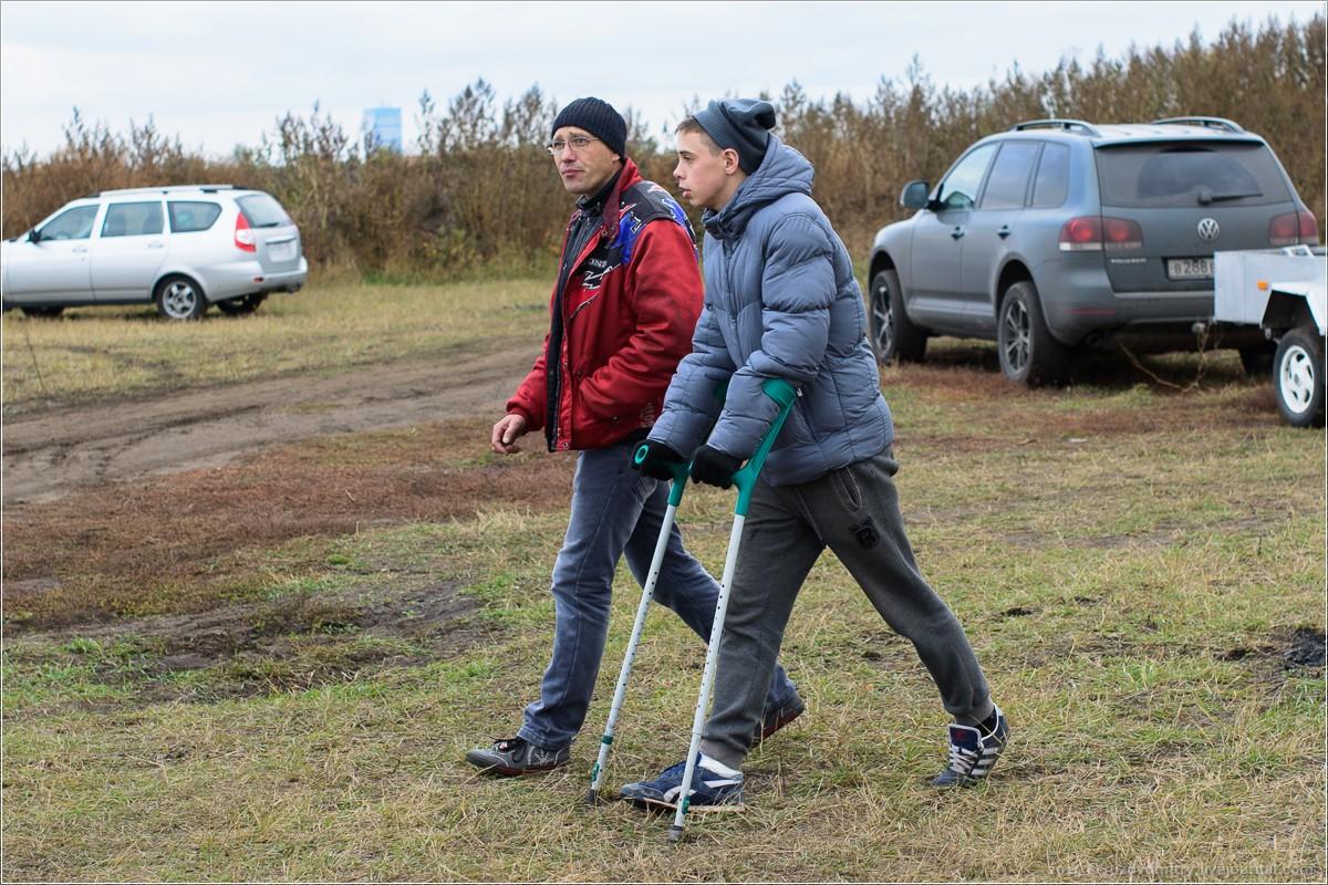 Мотокросс Тольятти