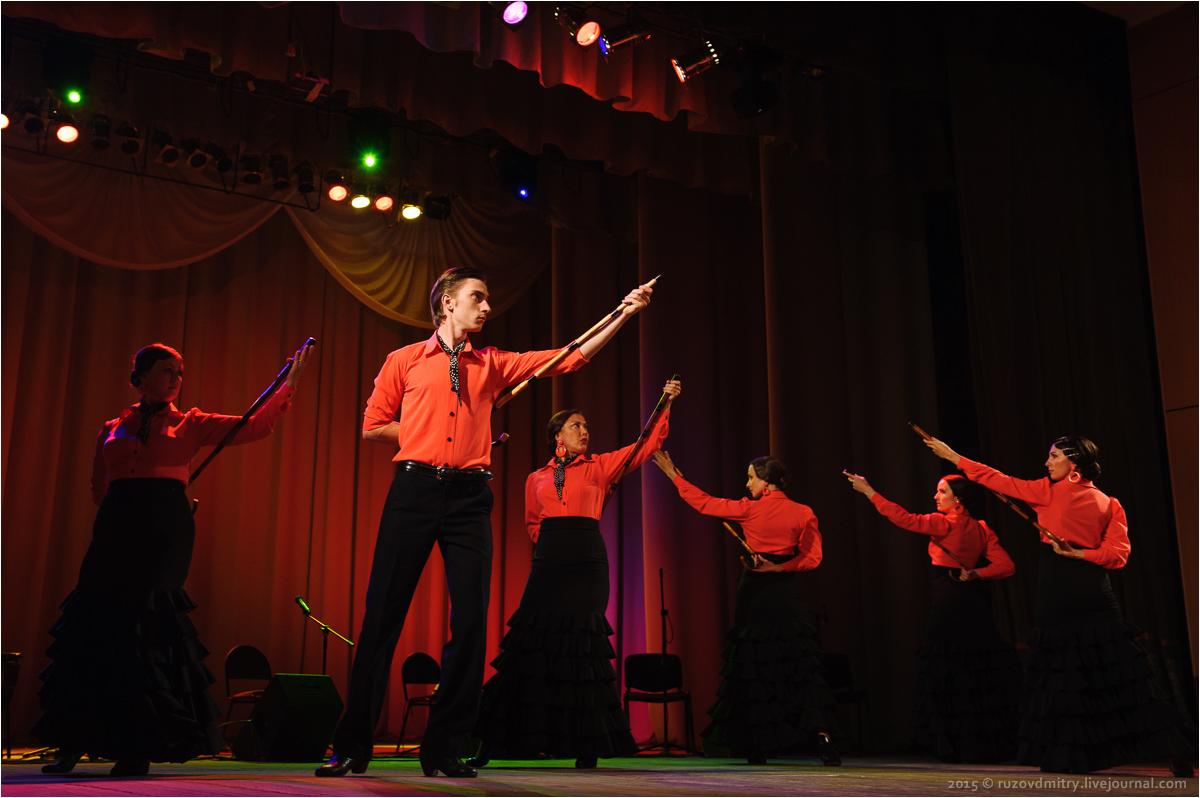 Фламенко в Тольятти