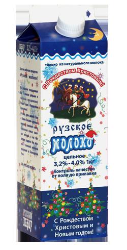 русское молоко